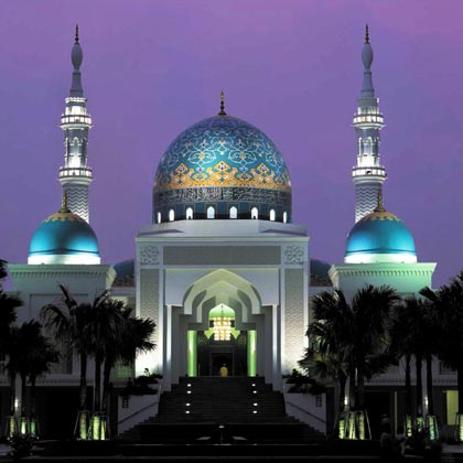 Islamic Ring Dubai