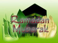 Monat Ramadan Mubarak & Ramadan Kareem