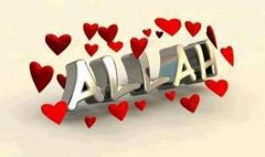 Love to Allah swt