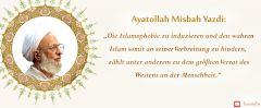 Ayatollah Misbah Yazdi - der größte Verrat