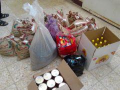 Lebensmittelverteilung Basra